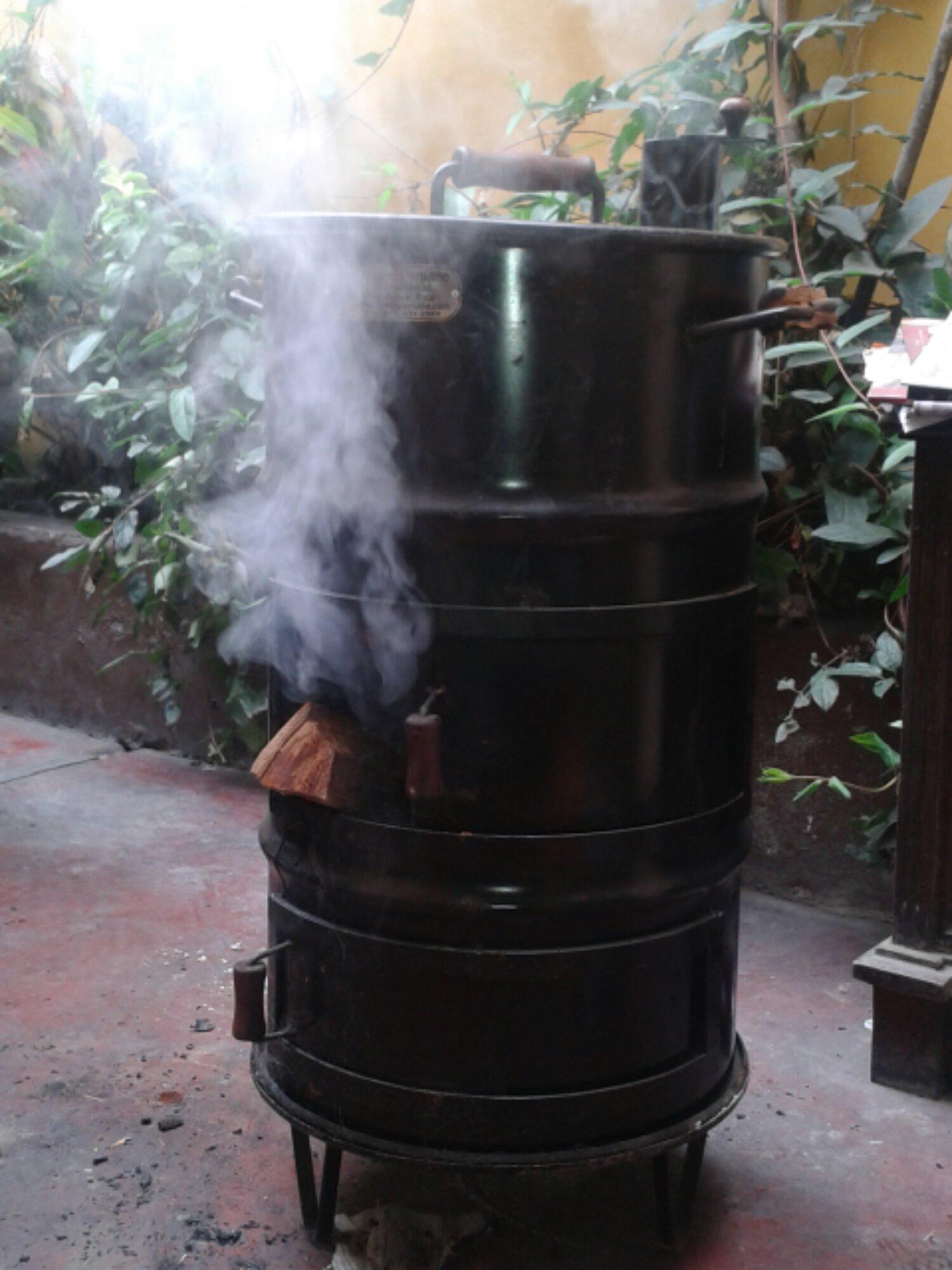 Disfrutando las bondades del cilindro peruano el gourmet for Cilindro hidroneumatico