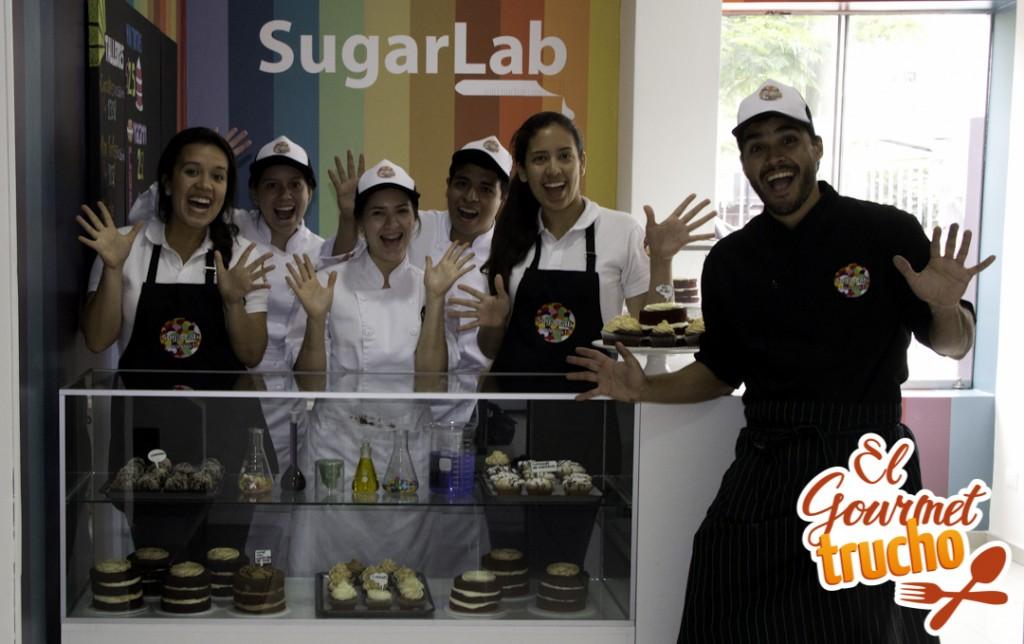 El equipo de Sugarlab